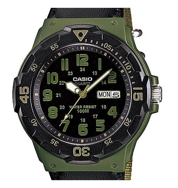 Reloj Casio Militar