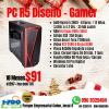 PC Gamer Ryzen 5 3600