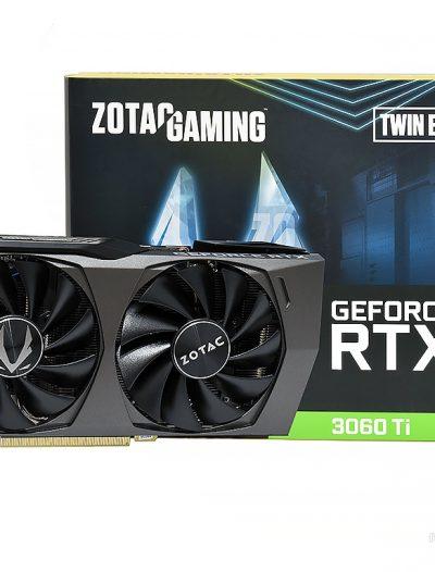 tarjeta de video Nvidia RTX 3060 Ti 8 Gb DDR6.